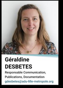 Geraldine Desbetes